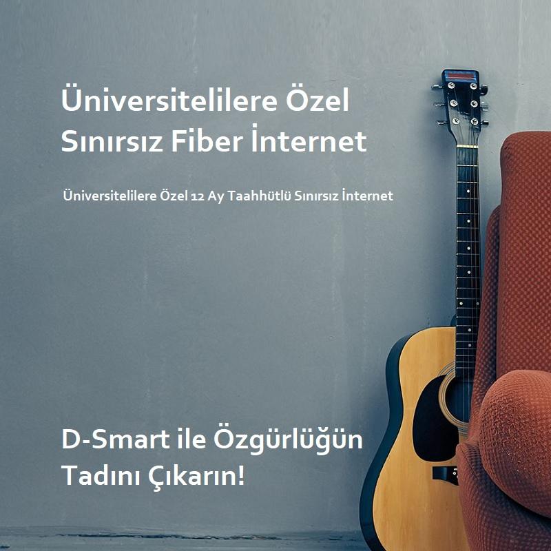 Üniversitelilere Özel D-SmartNet