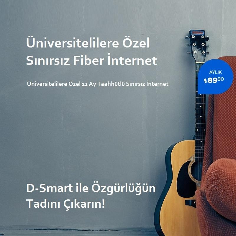 Üniversiteliye Özel Paket