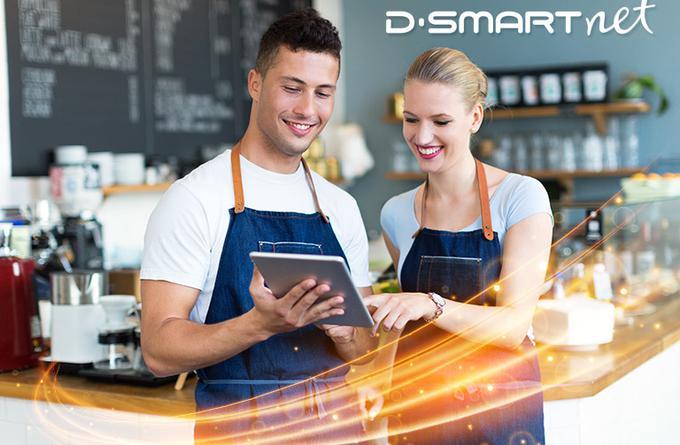 D-Smartnet'ten Esnafa Özel Kotasız Akn'siz İnternet