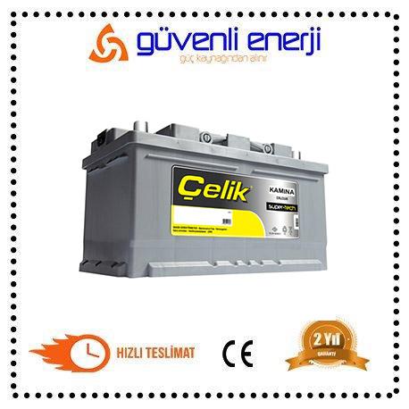 Çelik 12V 100Ah EFB Full Energy Akü
