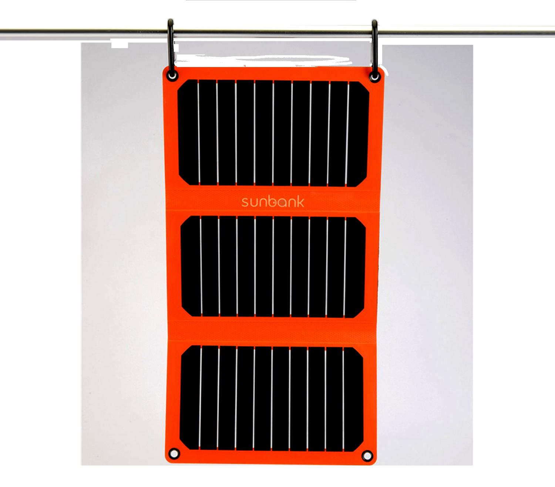 SunTouch 15.9W - Güneş Enerjili Anlık Şarj Cihazı