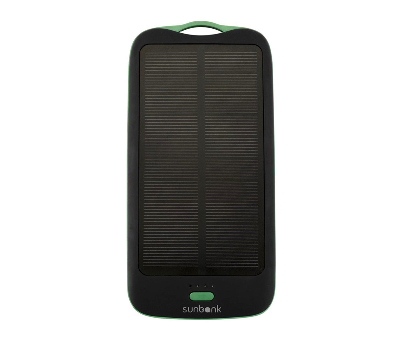 Sunbank Mars Güneş Enerjili (Solar) Powerbank 10.000 mAh