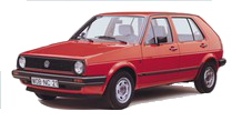 Golf 2 [1984-1992]