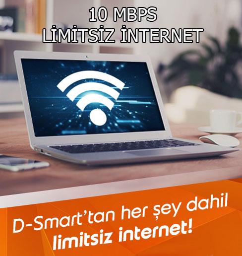Limitsiz İnternet