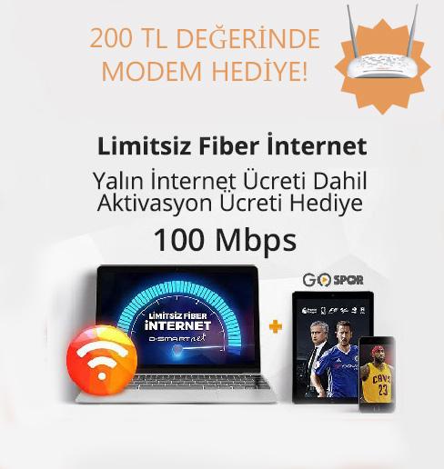 DOLU DOLU 100 Mbps