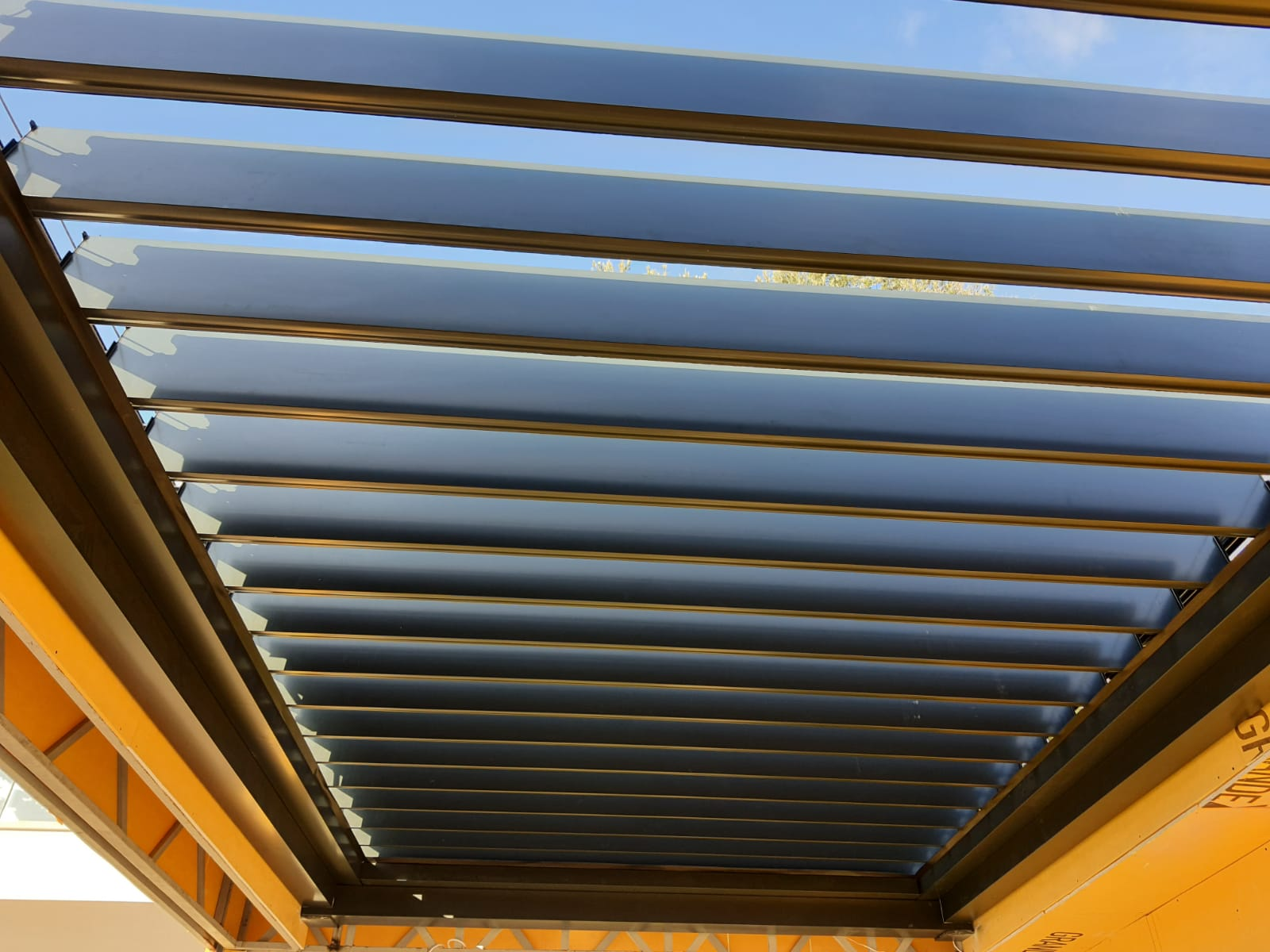 PRO DİJİTAL ROLLİNG ROOF (BİOCLİMATİC SYSTEM)